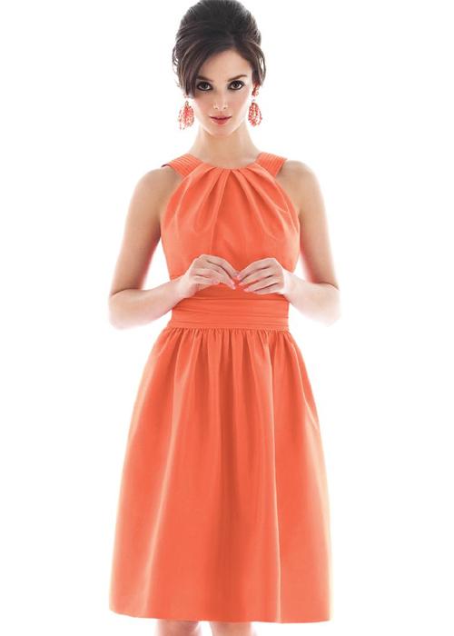 Tangerine Tango | SMD - Weddings Blog Tangerine Tango Wedding