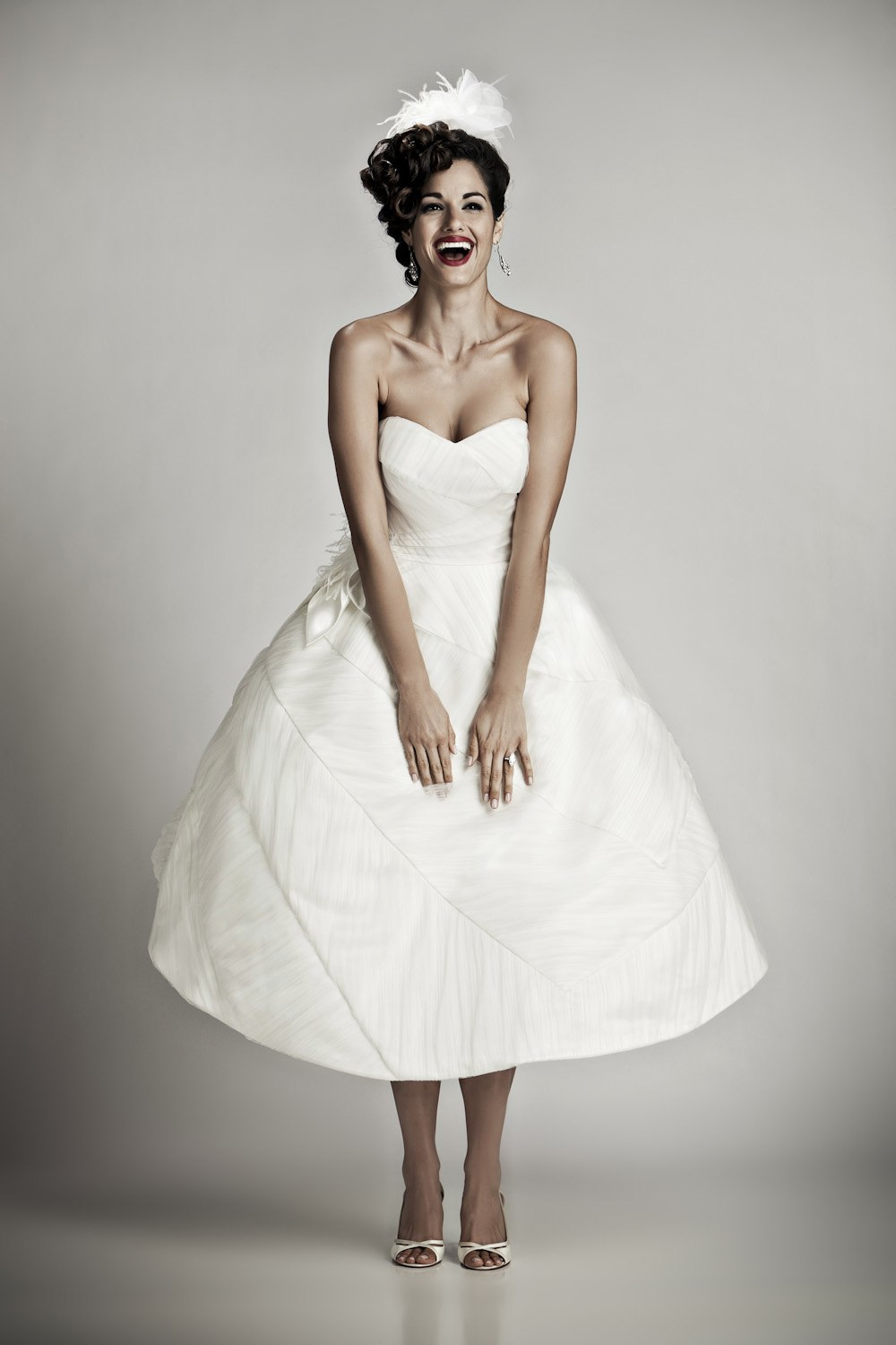 Short Wedding Dresses For 2012 Marchesa Matthew Christopher