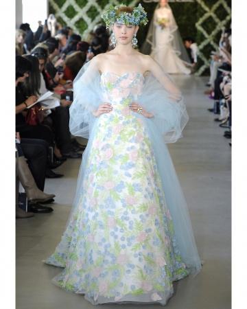 Oscar de la Renta Spring Bridal 2013 | SMD - Weddings Blog